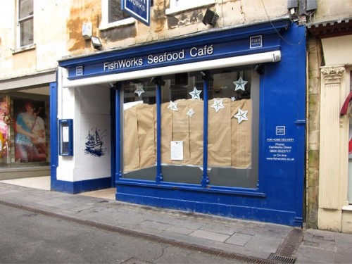 Fishworks at Green Street - Closure