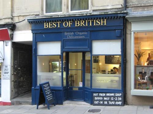 Best of British Deli