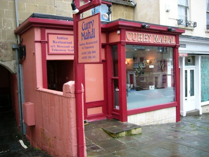 Curry Mahal - Bath
