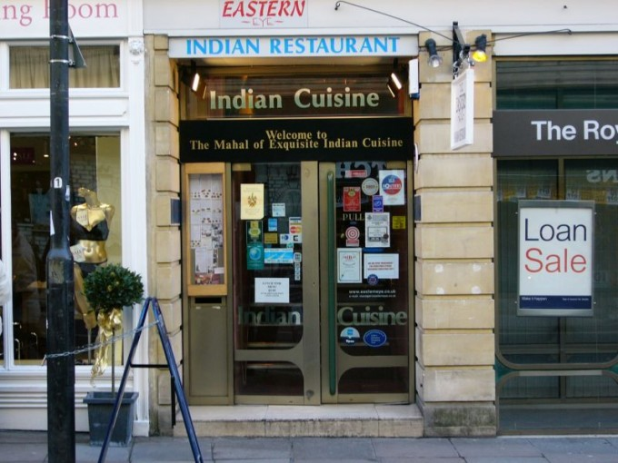 Eastern Eye Indian Restaurant - Bath