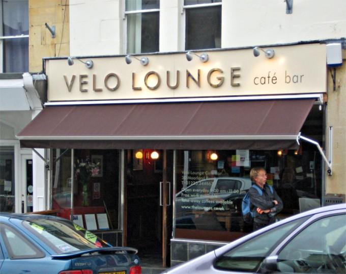 Velo Lounge - Bath
