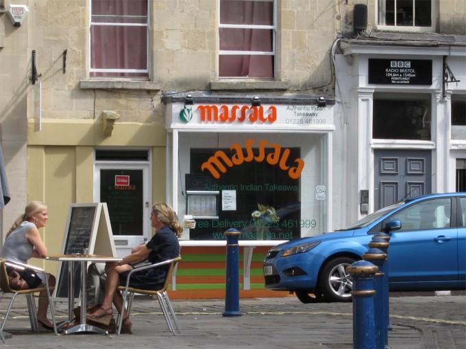 Bath - Massala Restaurant