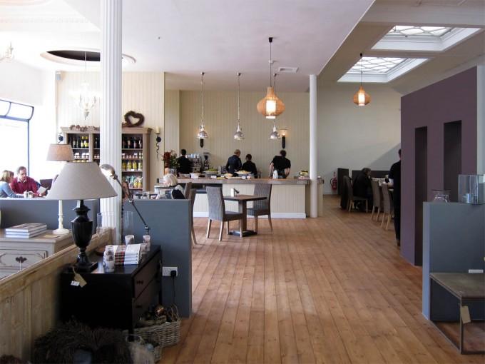 Cafe Lucca ~ Bath