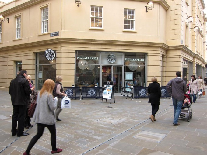 Pizza Express - Southgate, Bath