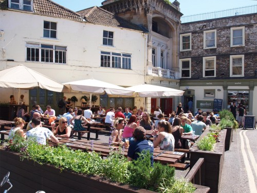 Market - Bath