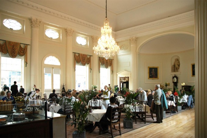 Pump Room - Bath