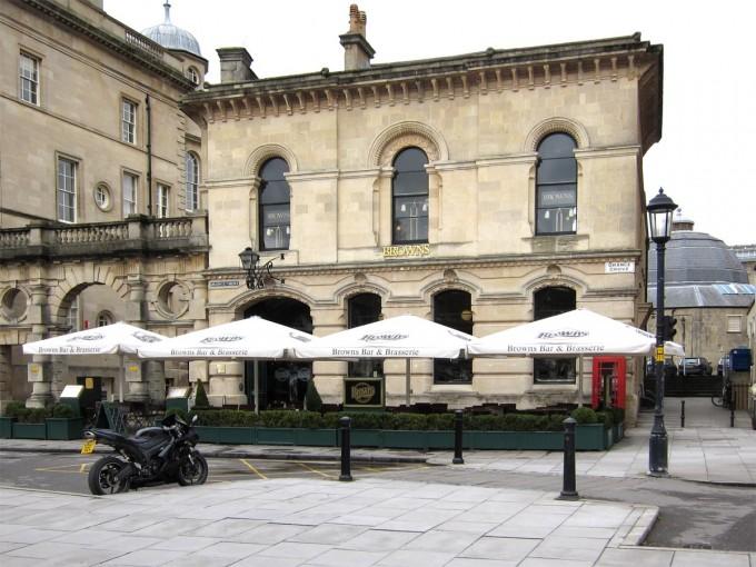 Browns Restaurant - Bath