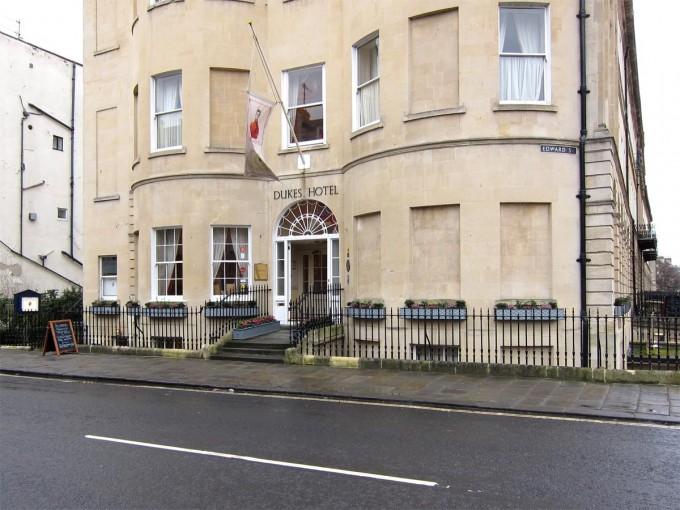 Cavendish Restaurant at Dukes Hotel - Bath
