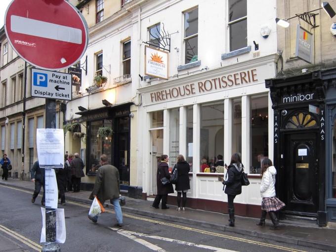Firehouse Rotisserie - Bath