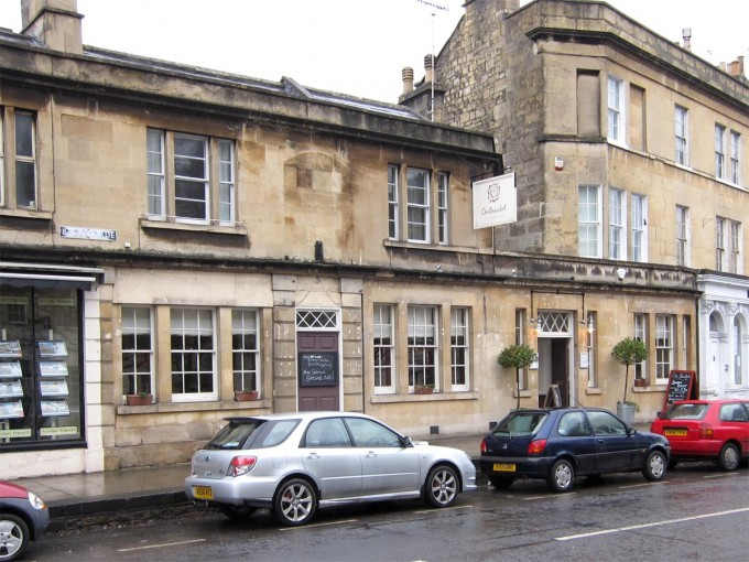 The Beaufort - Bath