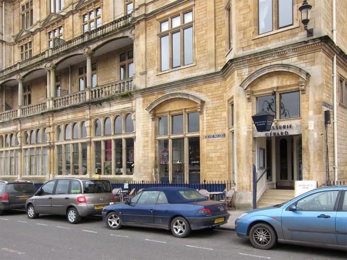 Brasserie Gerard - Bath