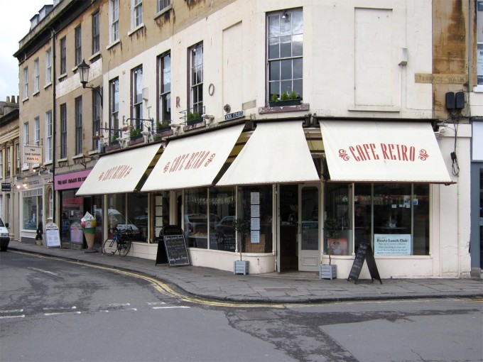 Cafe Retro - Bath