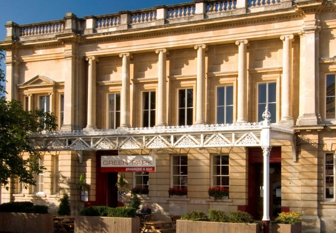 Green Park Brasserie - Bath
