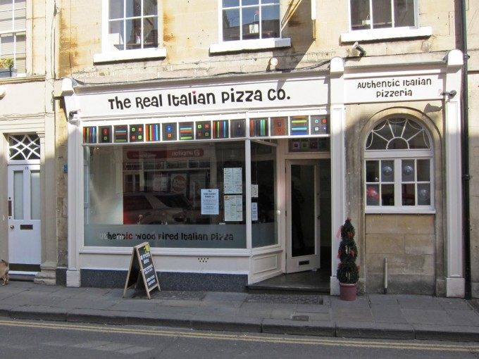 Real Italian Pizza Company - Bath