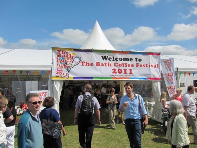 Bath Coffee Festival 2011