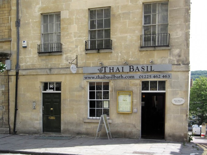 Thai Basil - Bath