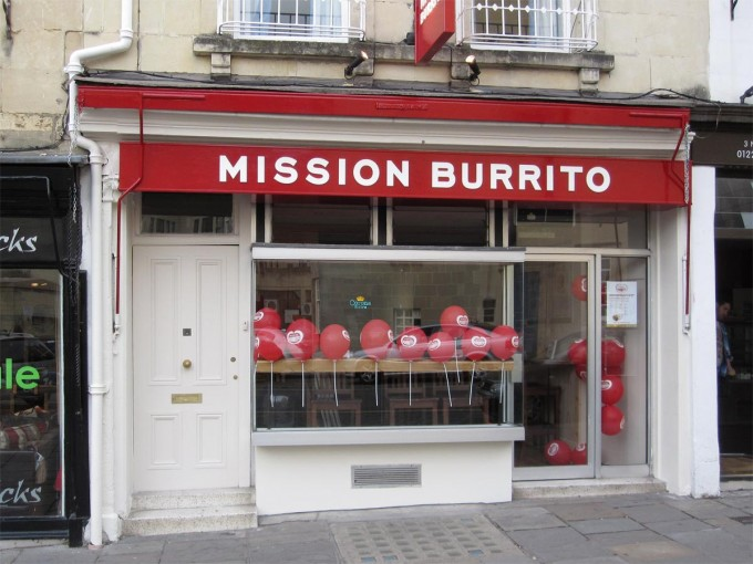 Mission Burrito - Bath