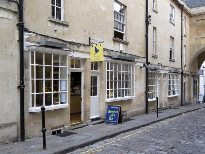 Canary Tea Rooms - Bath