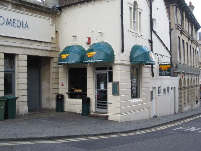 Schwartz Brothers - Sawclose, Bath