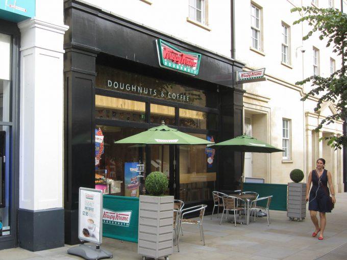 Krispy Kreme - Bath