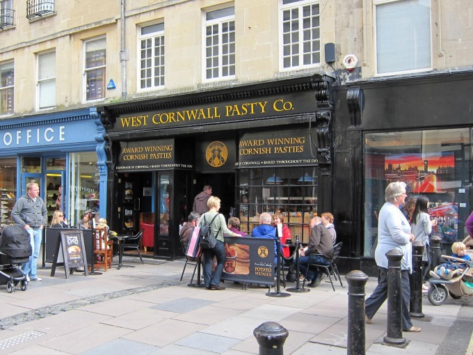 West Cornwall Pasty Company - Bath