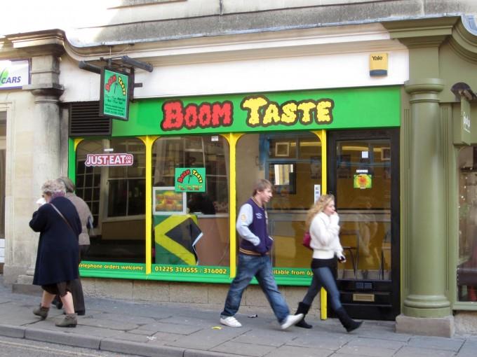 Boom Taste - Bath