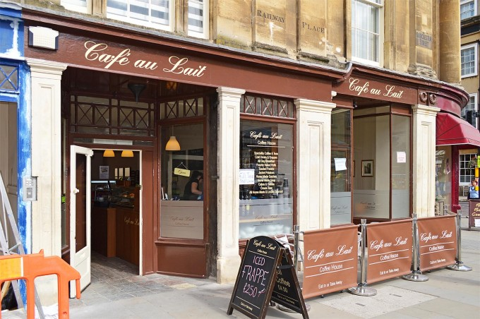 Cafe au Lait - Bath