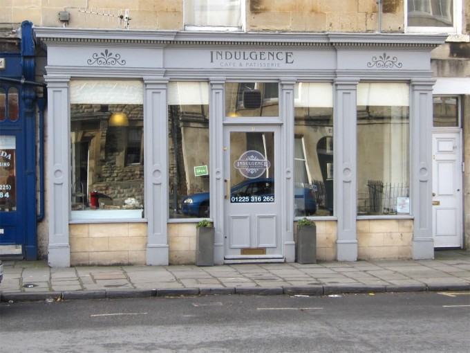 Indulgence Cafe & Patisserie - Bath