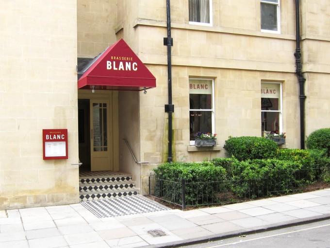 Brasserie Blanc - Bath