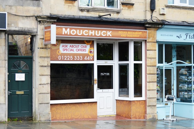 Mouchuck Indian Restaurant - Bath