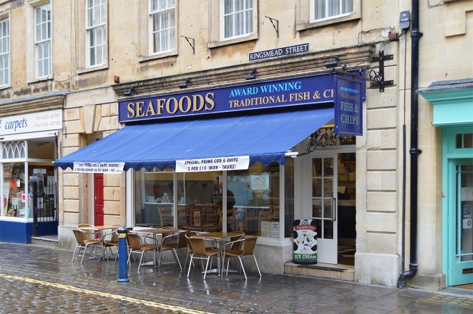 Seafoods - Bath