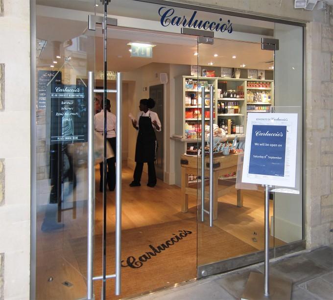 Carluccio's - Bath