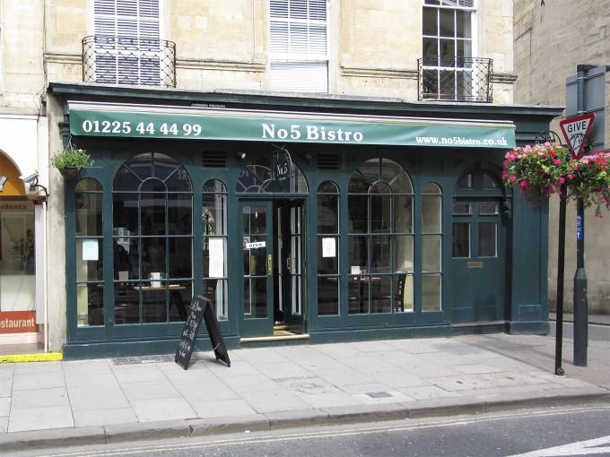 No 5 Bistro - Bath