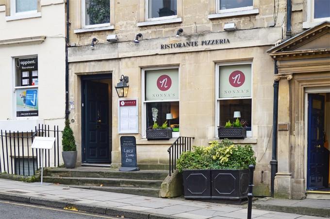Nonna's Italian Restaurant - Bath