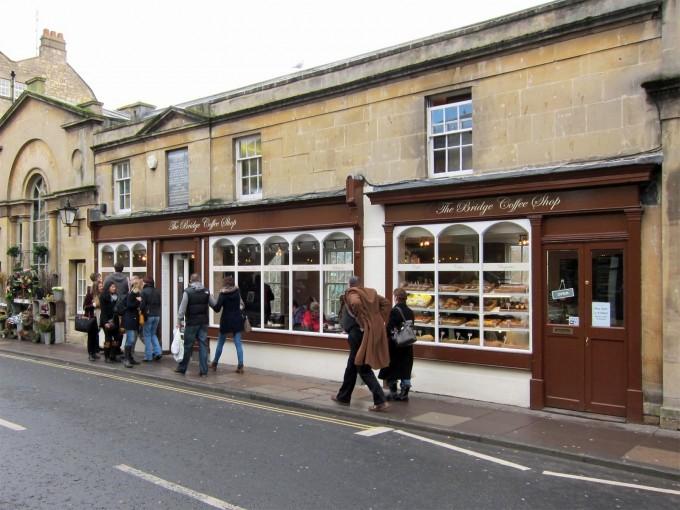 Bridge Coffee Shop - Bath