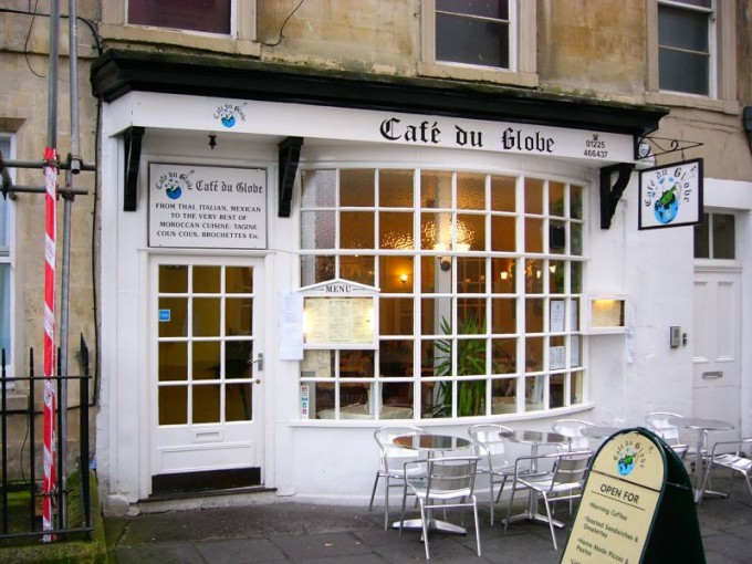 Cafe du Globe - Bath