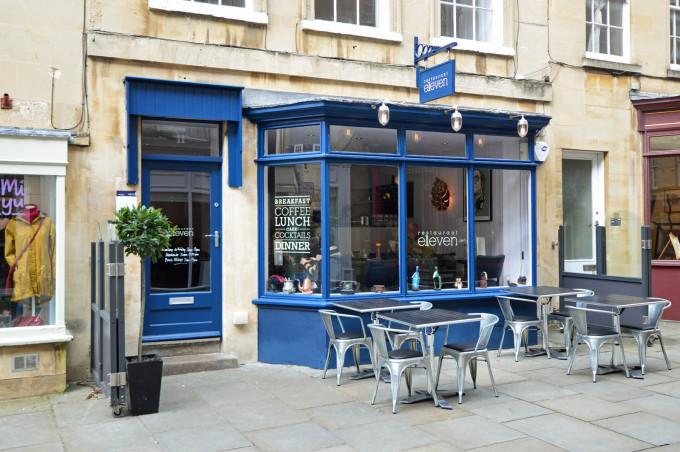 Restaurant Eleven - Bath