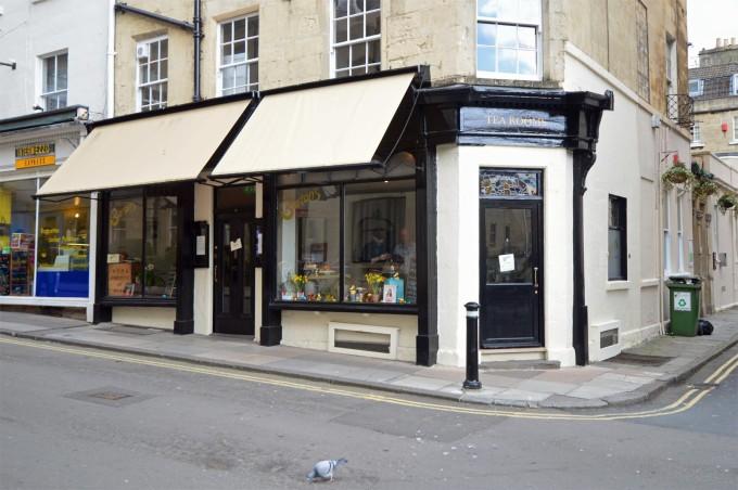 Bartons Tea Rooms - Bath