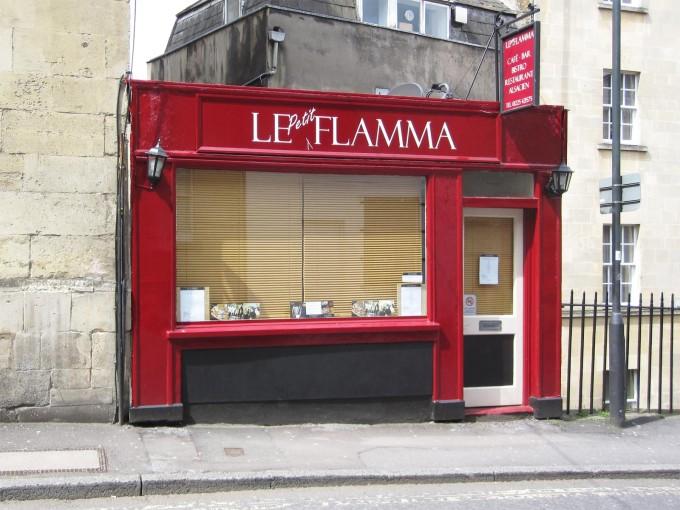 Le Petit Flamma - Bath