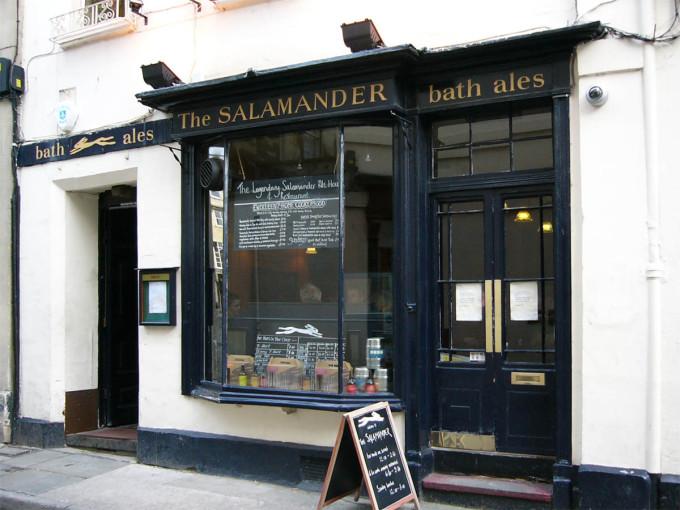 Salamander - Bath