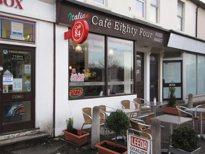 Cafe Eighty Four - Bath
