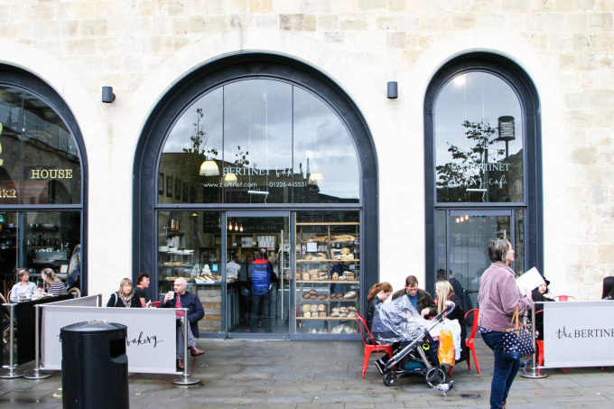 Bertinet Bakery Cafe - Bath