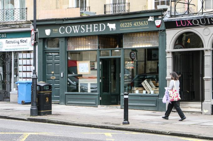 Cowshed - Bath