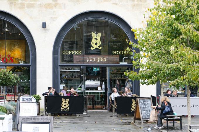 Jika Jika - Brunel Square Bath