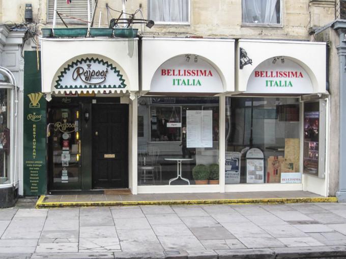 Bellissima Italia - Bath
