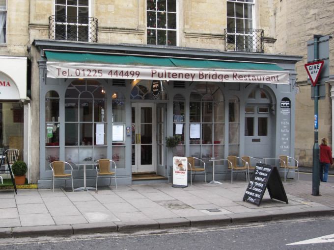 Pulteney Bridge Restaurant - Bath