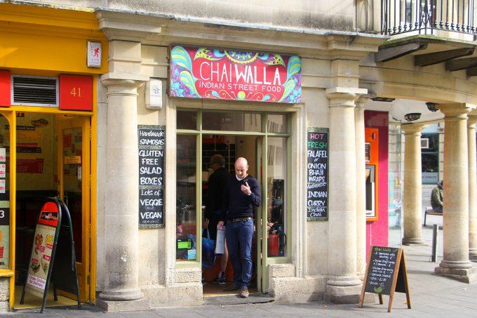 Chai Walla - Bath