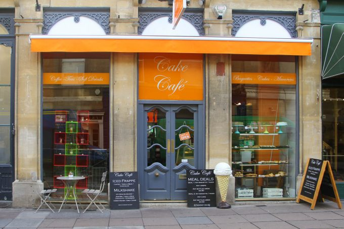 Cake Cafe - Bath