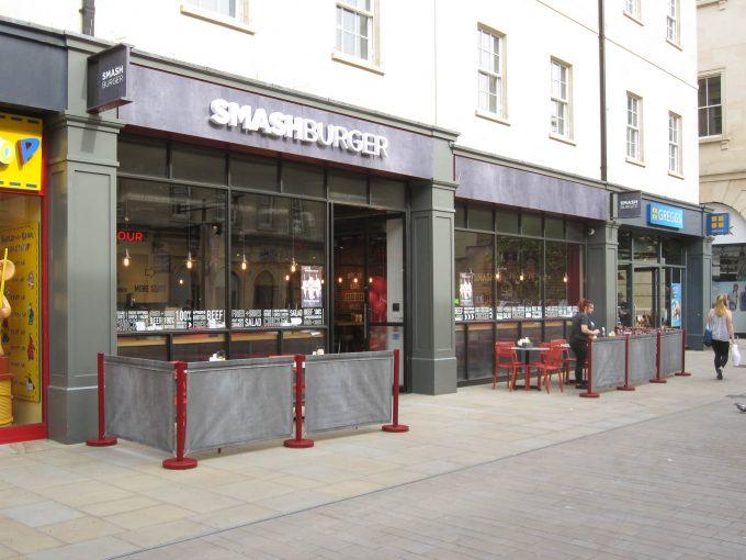 Smashburger - Bath