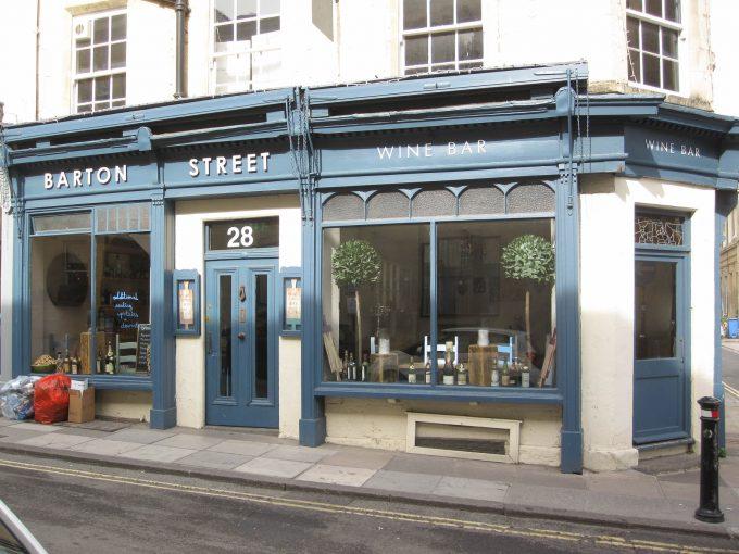 Barton Street Wine Bar - Bath